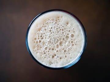 starbuck's pumpkin cream cold brew