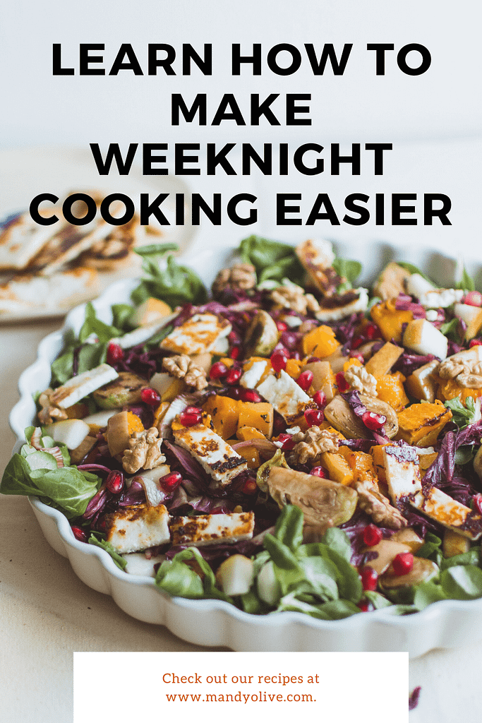 here are 10 tips for weeknight cooking | Weeknight dinners, 30 minutes meals, dinner ideas, dinner recipes, quick dinners, how to cook, weeknight dinner, easy, hacks, weeknight hacks.