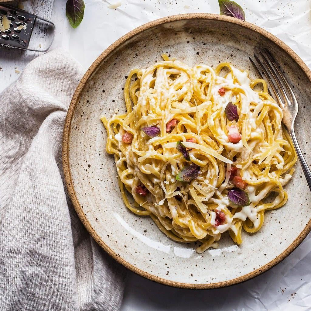 basic carbonara recipe for easy weeknight dinners