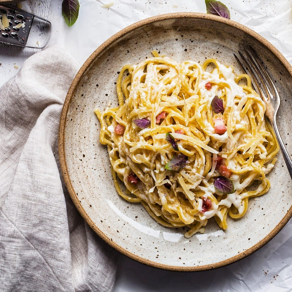 basic carbonara recipe for easy weeknight dinners