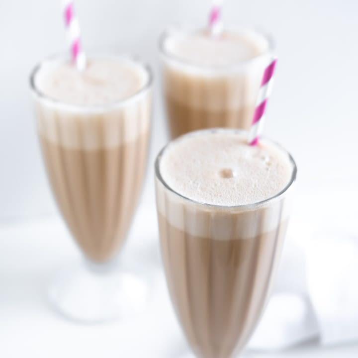 3 vanilla bean frappuccinos