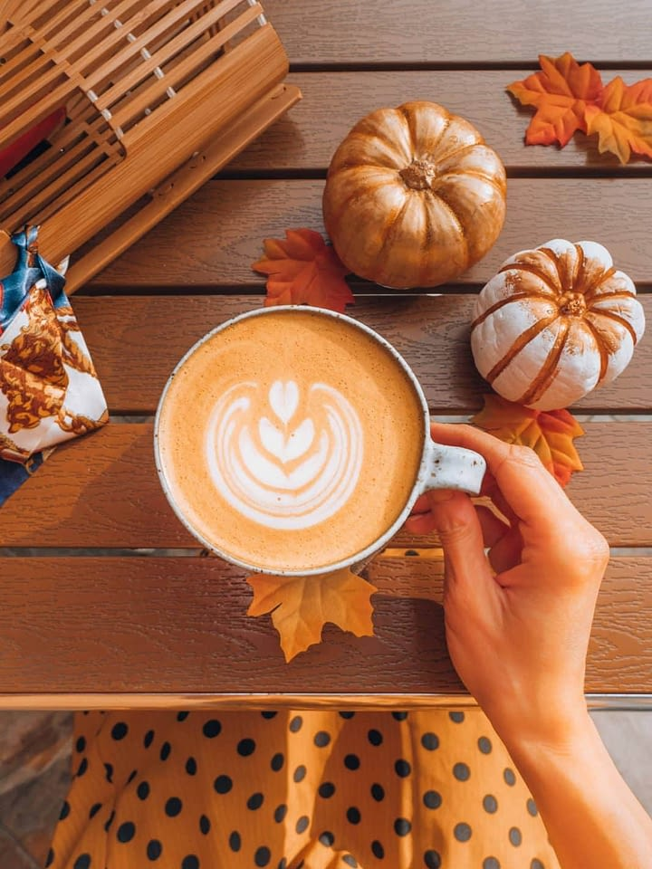 How to make starbucks pumpkin spice latte